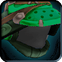 Equipment-Emerald Stranger Cap icon.png