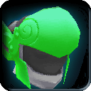 Equipment-Tech Green Winged Helm icon.png