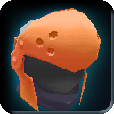 Equipment-Tech Orange Round Helm icon.png
