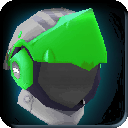 Equipment-Tech Green Crescent Helm icon.png