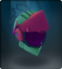 Electric Crescent Helm