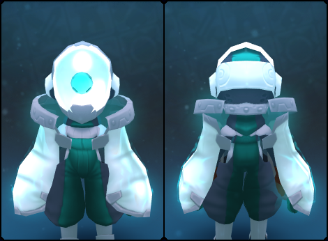 Diamond Node Slime Mask in its set