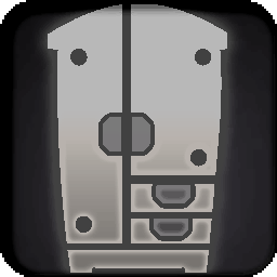 A locked cabinet containing currently unequipped clothing and armor.