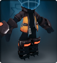 ShadowTech Orange Down Puffer (Unzipped)-Equipped.png