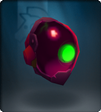 Ruby Node Slime Mask