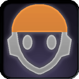 Equipment-Tech Orange Hibiscus Crown icon.png