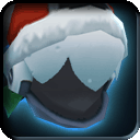 Equipment-Snowy Tailed Santy Hat icon.png