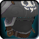 Equipment-Grey Buccaneer Bicorne icon.png