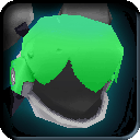 Equipment-Tech Green Tailed Helm icon.png