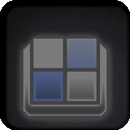 Furniture-Spiral Blue Modular Counter icon.png