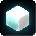 Furniture-Snow Block icon.png