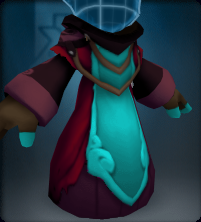 Ruby Stranger Robe