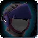 Wicked Crescent Helm