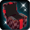 Usable-Red Checkered Gift Box (Empty) icon.png