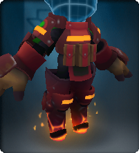 Volcanic Plated Pathfinder Armor-Equipped.png