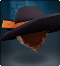 ShadowTech Orange Floppy Beach Hat-Equipped.png