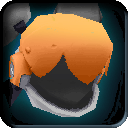 Equipment-Tech Orange Tailed Helm icon.png