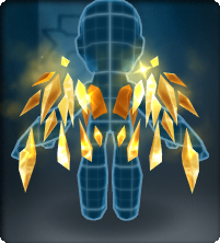 Citrine Disciple Wings