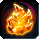 Rarity-Shining Fire Crystal icon.png