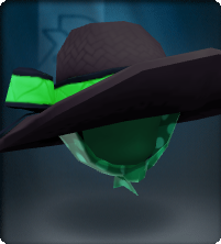 ShadowTech Green Floppy Beach Hat-Equipped.png