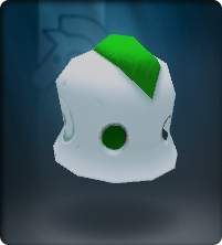 Frosty Pith Helm