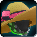 Equipment-Tech Pink Straw Floppy Beach Hat icon.png