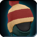 Equipment-Autumn Pompom Snow Hat icon.png