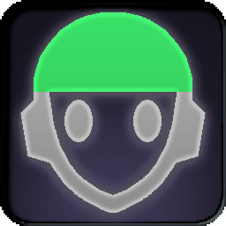 Equipment-Tech Green Hibiscus Crown icon.png