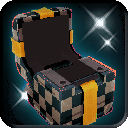 Usable-Yellow Checkered Gift Box (Empty) icon.png