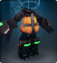 ShadowTech Orange Down Puffer-Equipped.png