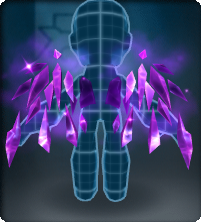 Amethyst Disciple Wings