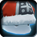 Equipment-Snowy Santy Pith Hat icon.png
