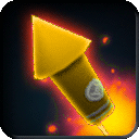 Usable-Amber, Medium Firework icon.png