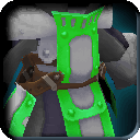 Equipment-Tech Green Fur Coat icon.png