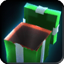 Usable-Green Winterfest Gift Box (Empty) icon.png