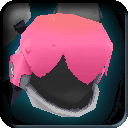 Equipment-Tech Pink Tailed Helm icon.png