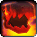 Equipment-Volcanic Salamander Mask icon.png