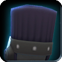 Equipment-Black Battle Chef Hat icon.png
