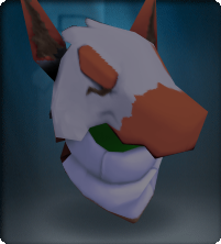 Heavy Wolver Mask