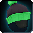 ShadowTech Green Snow Hat