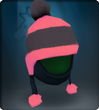 ShadowTech Pink Pompom Snow Hat-Equipped.png