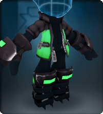 ShadowTech Green Down Puffer (Unzipped)-Equipped.png
