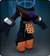 ShadowTech Orange Aero Armor-Equipped.png