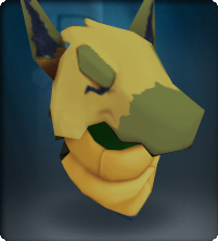 Regal Wolver Mask