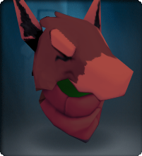 Volcanic Wolver Mask