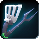 Equipment-Tech Green Furious Fork icon.png