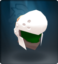 Pearl Round Helm