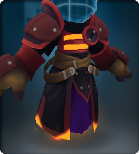Volcanic Plated Warden Armor-Equipped.png