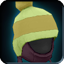 Equipment-Late Harvest Pompom Snow Hat icon.png