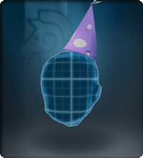 Dusky Party Hat